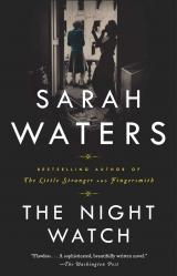 <h5>Sarah Waters</h5><p>2006 Winner, Lesbian General Fiction</p>