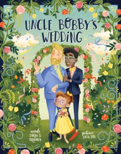 'Uncle Bobby's Wedding' by Sarah S. Brannen image