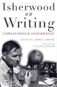 'Isherwood on Writing' by Christopher Isherwood image