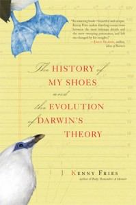 The History of My Shoes graphic