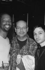 Jericho Brown, Aaron Smith, and Alex Dimitrov