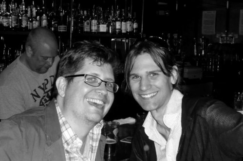 RJ GIbson and Matthew Hittinger
