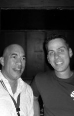 Cyrus Cassells and Michael Brohman