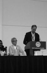 Joan Larkin, Saeed Jones, Elaine Sexton, David Groff, and David Trinidad