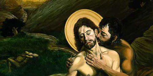 Jesus homosexuality