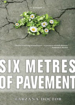 'Six Metres of Pavement' by Farzana Doctor image