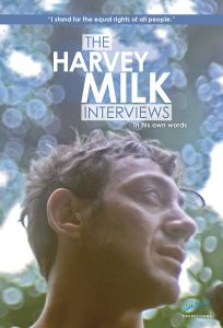 'The Harvey Milk Interviews: In His Own Words' edited by  Vince Emery image