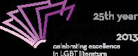 25th Annual Lambda Literary Awards 200x81