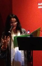 """Anne Waldman, Ginsberg's """"spiritual wife"""""""