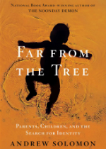 'Far from the Tree' by Andrew Solomon image