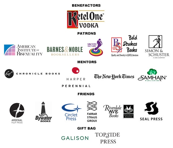 2013 Lammy Sponsors