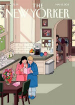 The New Yorker's Mother's Day Cover, the Fascinating Stories Behind Classic Book Titles, and Other LGBT News