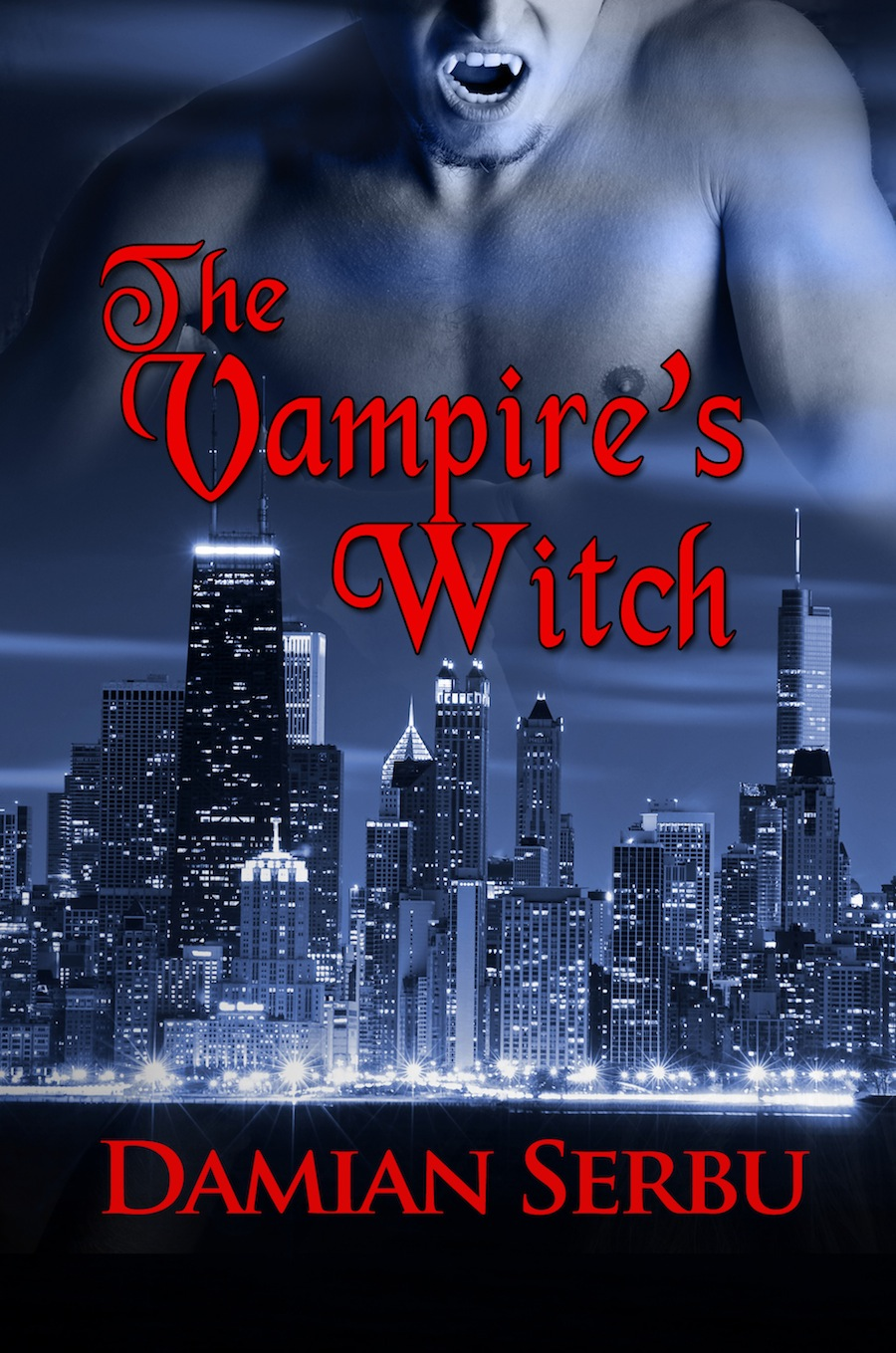 Book Release Party: 'The Vampire's Witch'