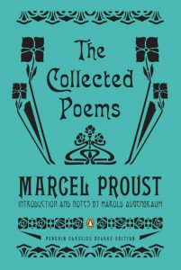 'Marcel Proust: The Collected Poems' by Marcel Proust image