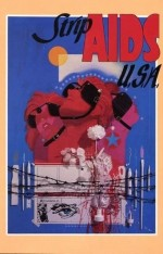 Strip AIDS USA: A Collection of Cartoon Art to Benefit People With AIDS