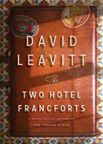 'The Two Hotel Francforts' by David Leavitt