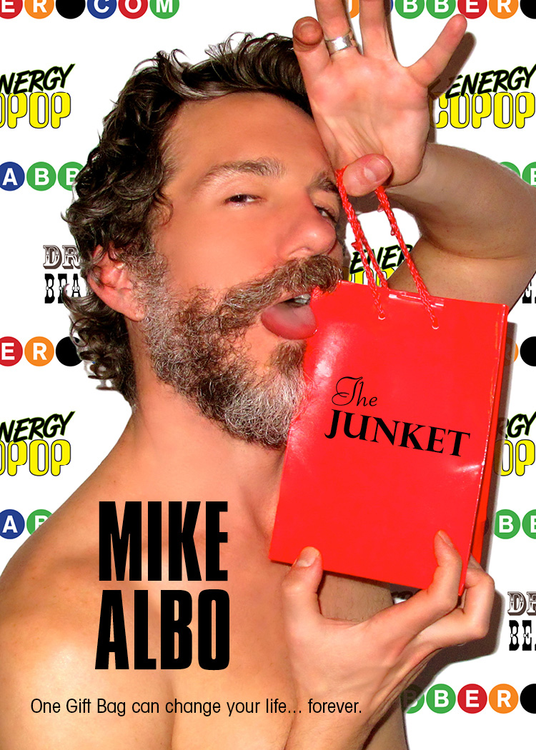 Mike Albo in 'The Junket'