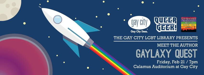 Gaylaxy Quest: A Celebration of Queer Sci-Fi and Fantasy Fiction