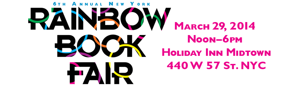 The 6th Annual New York Rainbow Book Fair