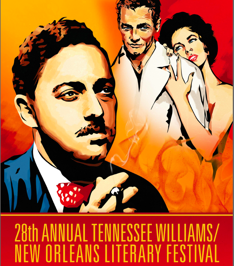 Tennessee Williams/New Orleans Literary Festival, March 19-23