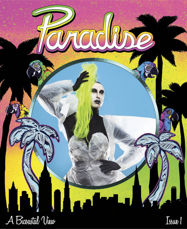 Paradise Magazine's Debut Launch Party