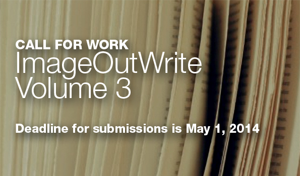 Call for Submissions: ImageOutWrite
