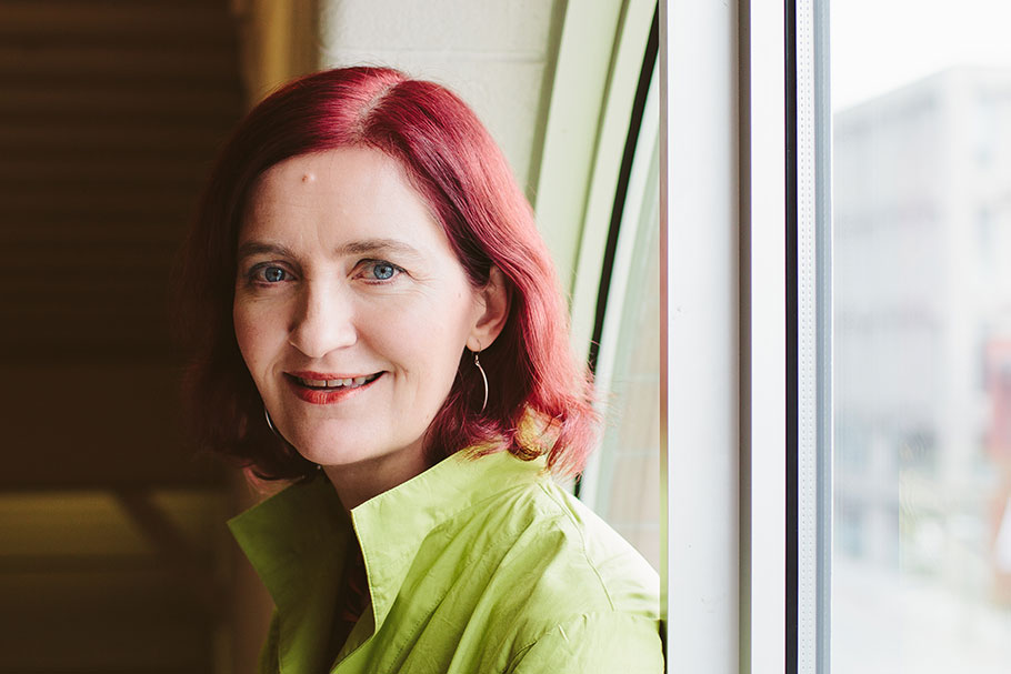 Emma Donoghue: Making Beautiful Music
