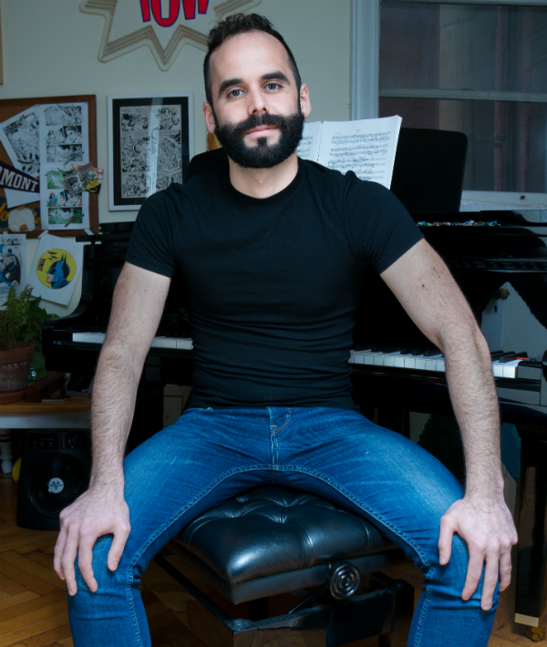 Adam Tendler: On Modern Music, the Advantages of Self-Publishing, and Coming Out on the Page