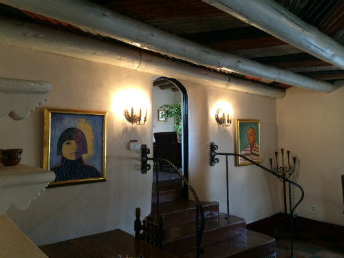 Mabel Dodge and the Literary Salon of Taos