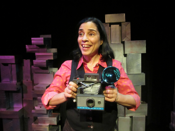 Marga Gomez: On Perseverance, Storytelling, and Writing Her New Show, 'Lovebirds'