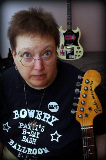 Lorrie Sprecher: On Being—and Writing—a Lesbian Punk Feminist