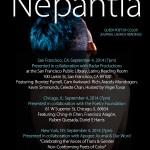 'Nepantla' Launch Readings