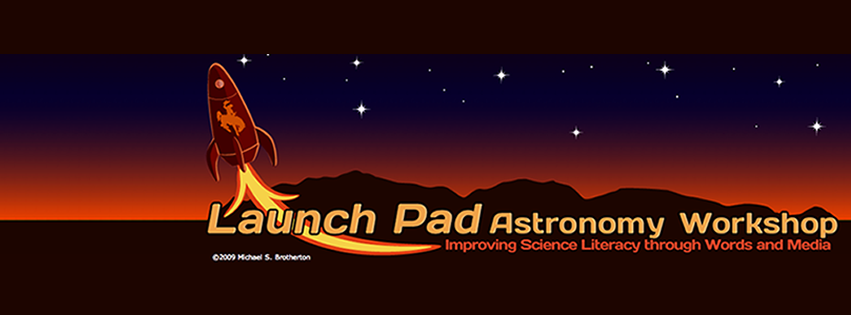 Launch Pad Astronomy Workshop: A Stellar Program for Writers
