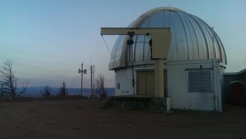 WIRO observatory