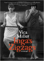'Inga's Zigzags' by Vica Miller