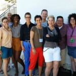 View Pictures from this Year's Writers Retreat for Emerging LGBT Voices