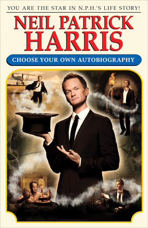 Watch the Book Trailer for Neil Patrick Harris' New Book