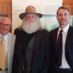 United for Libraries Designates Literary Landmark for Walt Whitman