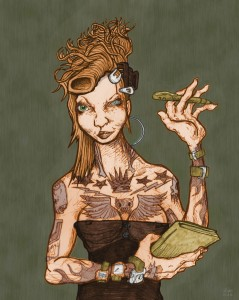The Banal and the Profane: Sybil Lamb image