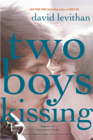 'Two Boys Kissing' by David Levithan image