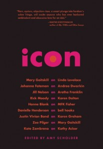 'Icon' Edited by Amy Scholder image