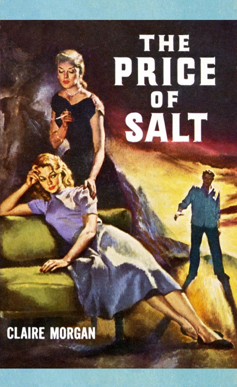 Blacklight: Is Patricia Highsmith's Lesbian Classic 'The Price of Salt' Crime Fiction?