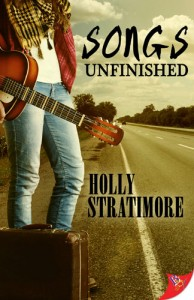 'Songs Unfinished' by Holly Stratimore image
