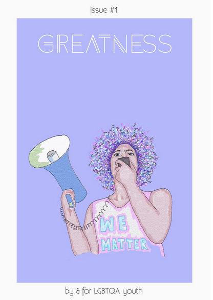 Call for Submissions: Greatness Magazine