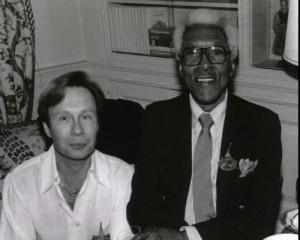 Walter Naegle, Activist Bayard Rustin's Partner, On Rustin's Enduring Legacy image