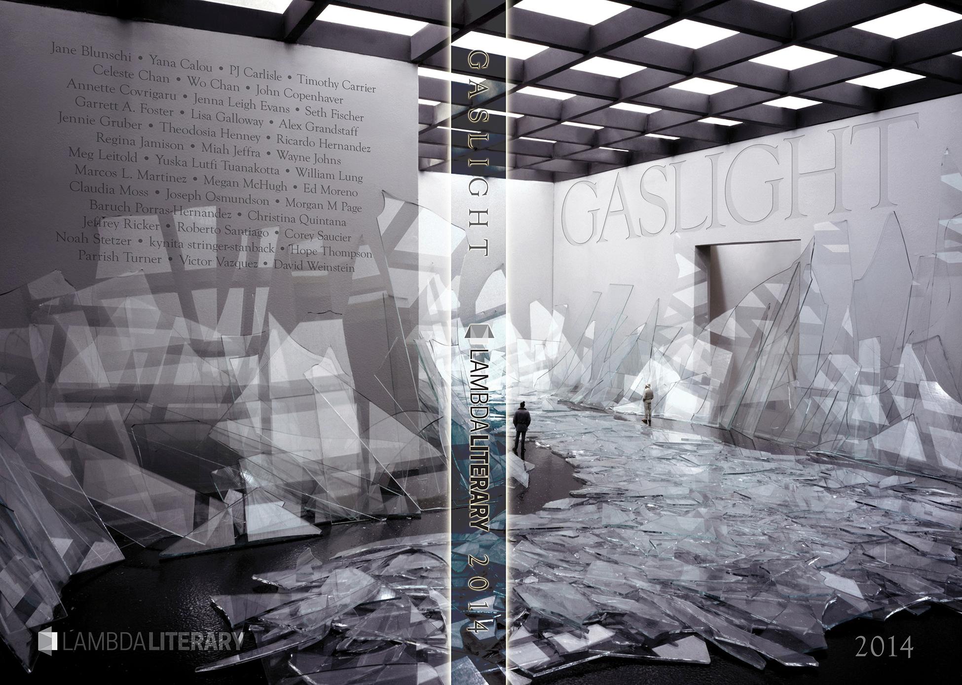 Gaslight, an E-Book Anthology of Writing by Lambda Fellows