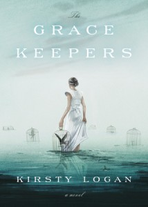 'The Gracekeepers' by Kirsty Logan image
