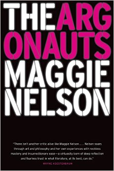 'The Argonauts' by Maggie Nelson
