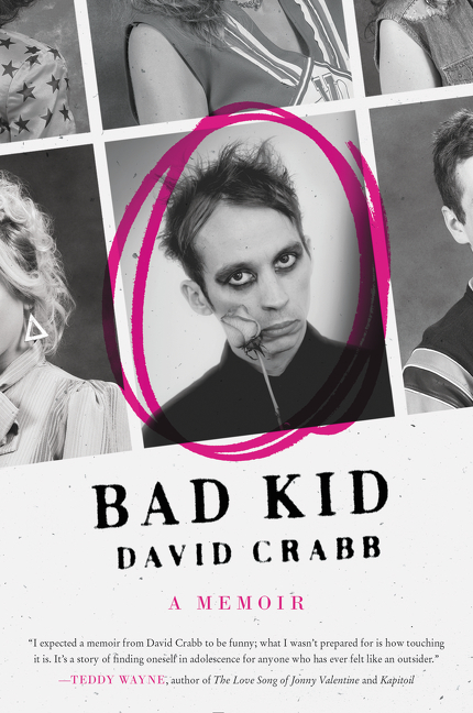 'Bad Kid' by David Crabb
