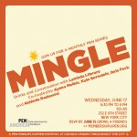 You're Invited: Cocktails and Conversation at PEN Mingle with Lambda Literary, June 17